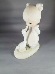 Precious Moments Make A Joyful Noise Limited Edition Numbered Extra Large 10