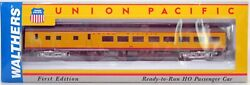 Ho Walthers Union Pacific Cities Series Acf Cafe-lounge Passenger Car Up Iob