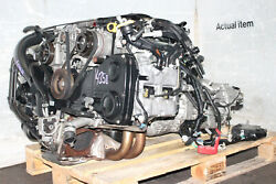 2010-2012 Subaru Legacy Gt 2.5l Turbo Engine Jdm Ej25 2.5l Dohc Turbo Motor