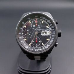 Favre Leuba Chronograph From The 1970andrsquos With Valjoux 7750
