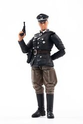 Joytoy Jt0562 Wwii German Army Officer 1/18 Action Figure Us Ship