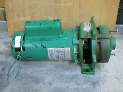 Myers Two Stage Centrifugal Pump 2c200 115/230v 3450rpm 2hp 1ph No Pump Housing