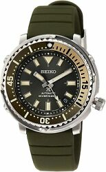 2021 New Seiko Prospex Diver's Men's Watch Sbdy075 Khaki Green From Japan