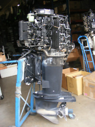 Mercury 200 Carb 25 Shaft 2002 Outboard Engine For Parts-what Part Do You Need