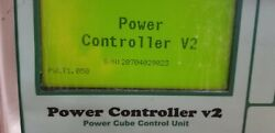 Ceia Power Controller V2, Induction Brazing, Controlling 2 Power Cubes,