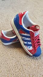 Adidas Superstar Nba Series Los Angeles Clippers Shoes Rare