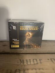 Panini World Cup South Africa 2010 Trading Cards Box Sealed Ronaldoandmessi