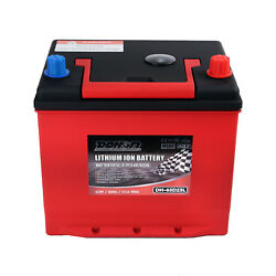 Starting Battery-65d23l 60ah Lithium Battery 60ah Rechargeable Deep Cycles Bms