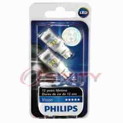 Philips Engine Compartment Light Bulb For Lincoln Blackwood Continental Mark Wg