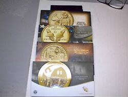 4 Different Coin And Currency Sets And 2017 Enhanced Mint Set