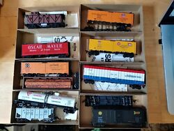 Athearn Ho Scale Vintage Train Lot With Manuals And Boxes