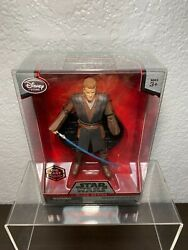 Star Wars The Elite Series Anakin Skywalker Attack Of The Clones With Case