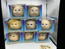 Lot The Original Doll Baby Pre-sewn Doll Body And Doll Baby Head New 8 Sets