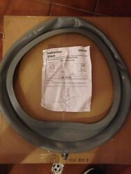 Oem Maytag Neptune Door Boot. New With Drain 12002532,12002533 Not A Knock Off