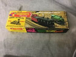 Roundhouse Ho Scale 50' Pullman Combination Rr Model Kit Mint In Box