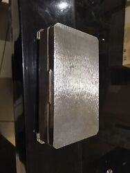 Vintage Silver Cigarette/ Jewellery Box Made By The Harman Brothers In Sheffield