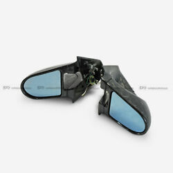 For Mitsubishi Evo 10 Cz4a Gnd Style Forged Carbon Look Mirror Rhd Body Kits
