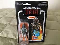 Star Wars Vintage Collection Boba Fett Vc 09 Figure Return Of The Jedi 2010 New