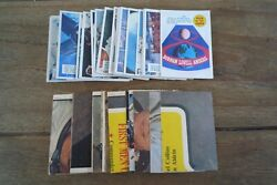 Aandbc Man On The Moon Cards From 1970 Jigsaw Back - Vgc - Pick The Cards You Need