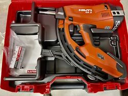Brand New Hilti Gx 3 Gas Nailer 2021 Model With New Case