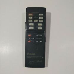Pioneer Projection Monitor Receiver Remote Control Unit CU SD075 Working