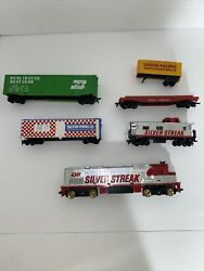 Vintage Ho Trains Tyco Bachmann Engines 1970s Lot Of 6 Locomotive Not Running