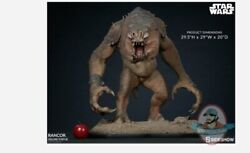 Star Wars Rancor Deluxe Statue Sideshow Collectibles 300686