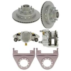 Deemaxx 7000 Lb Complete Hydraulic Axle Coated Maxx Stainless Steel Disc Brake S