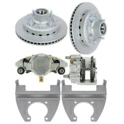 Deemaxx 8000 Lb Complete Hydraulic Axle Maxx Coated Stainless Steel Disc Brake S