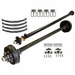 7000 Lb Tk Tandem Axle Ld Kit - 14k Capacity Axle Series