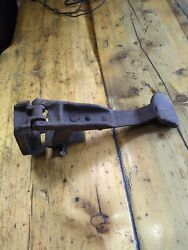 Reo Frame Rail Step Running Board Rusty --antique / Collectible/car Parts W5