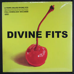 Divine Fits A Thing Called Divine Fits Merge 12 Lp 33 Rpm Sealed