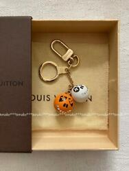Auth Louis Vuitton Porte Cles Jack And Lucy Bag Charm Keyring Used From Japan F/s