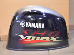 Yamaha Outboard 115hp Cowling Hood 4-stroke 2015 And Up 6fn-42610-00-00
