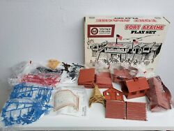 1995 Marx Toys Fort Apache Play Set Vintage Collectible Commemorative Edition