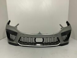 Bmw 8 F91 F92 M8 Front Bumper With Pdc And Parking Assistants 2020 8098582 Oem