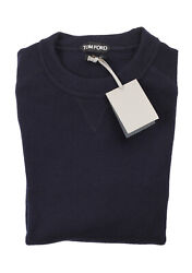 New Tom Ford Cashmere Crew Neck Sweater Size 48 / 38r U.s. Sweater 38