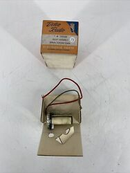 Rare Gm Delco 1220326 Relay Assembly Signal Seeking Tuner 1954-56 Olds 7263365