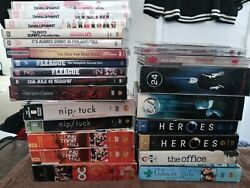 Tv Series Dvd Lot - Pick Your Titles - 3.00 Each No Bait And Switch