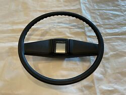 1981-1987 Square Body Chevy Truck Steering Wheel And Horn Cap Chevrolet Button