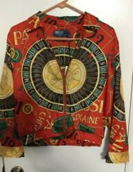 Polo Limited Edition Casino Jacket Size Small 1 Of 300 Very Rare