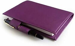 Hobonichi Techo compatible PaperbackSize book cover with pen holder * Noteboo $51.24
