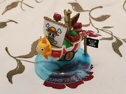 One Piece Small Thousand Sunny Boat Figure