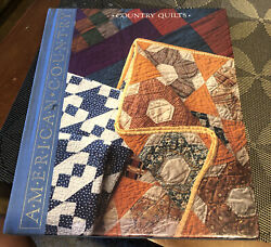 Country Quilts American Country By Time-life Books