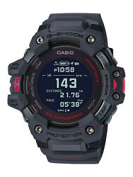 Menand039s G-shock Move Gps + Heart Rate Running Watch Quartz Solar Assisted