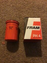 Vintage Fram Oil Filter Ph 4 Nos Never Used1 Corvair And Corvair Truck