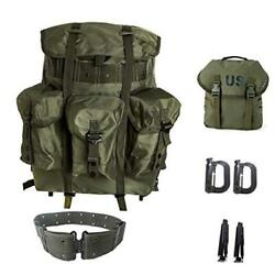Military Rucksack Alice Pack Army Backpack And Alice Pack M And Butt Pack