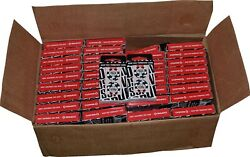 Case 140+ Red Decks World Series Of Poker Used Copag Plastic Playing Cards
