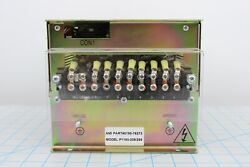 0190-76273 / 3 Phase Dual Zone Heater/200mm Pvd Lamp Driver / Amat