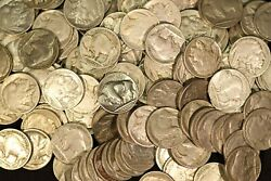 Big Lot Of 148 Buffalo Nickels -- Includes Lots Of Key Date Coins